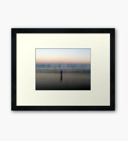 The Living Force Framed Print