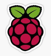 Fruchtiger Raspberry Pi Sticker