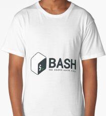 Linux Bash Long T-Shirt