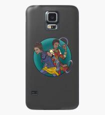 Nakia and Shuri Case/Skin for Samsung Galaxy
