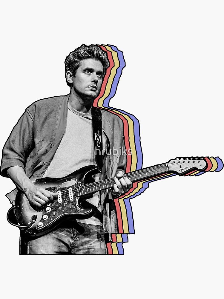 John Mayer en capas de hrubiks