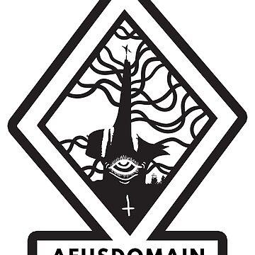 AFUSDOMAIN - AURORA LOGO by Afusdomain