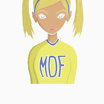 cheerleader by mikeyfelt