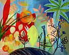 magischer Garten von Marianna Tankelevich