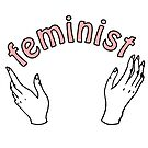 feminist doodle by A J