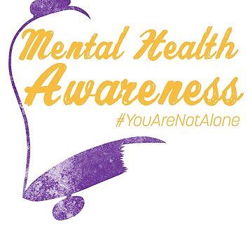 Mental Health Awareness  by jGoDesigns