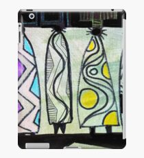 Muster des Lebens iPad-Hülle & Klebefolie