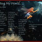 Creating My World... by Amber Elizabeth Fromm Donais