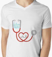 Future Nurse Men's V-Neck T-Shirt