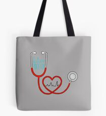 Zukünftiger Doktor Tote Bag