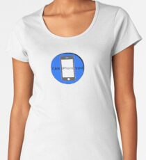 Can iPhone You Women's Premium T-Shirt
