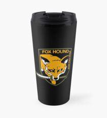 Fox-Jagdhund Thermosbecher