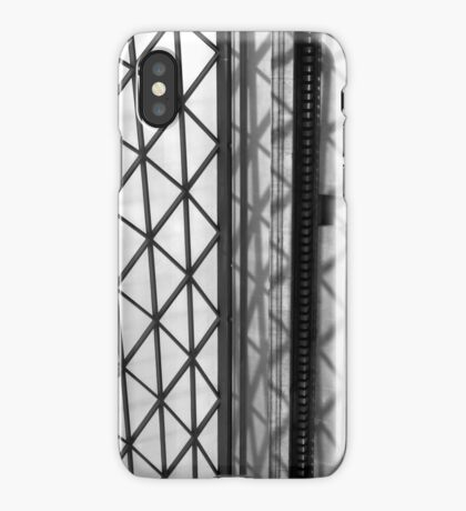 Lines and Shadows iPhone Case/Skin