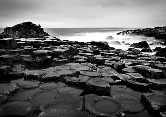 Giants Causeway by bscull