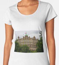 Downtown Women's Premium T-Shirt