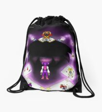 NiGHTS: Into Dreams - Versing Jackle Drawstring Bag