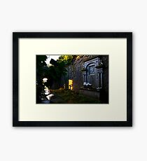 Foxhall Church, Ireland Framed Print