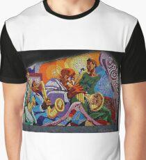 Yancey Jazz Graphic T-Shirt