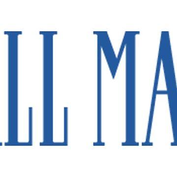 Pall Mall Logo by LeakyLake