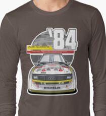 Audi Quattro Sport S1 - 1984 Long Sleeve T-Shirt