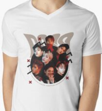 NCT U - BOSS Men's V-Neck T-Shirt