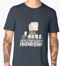 Friendship is the best ship Men's Premium T-Shirt