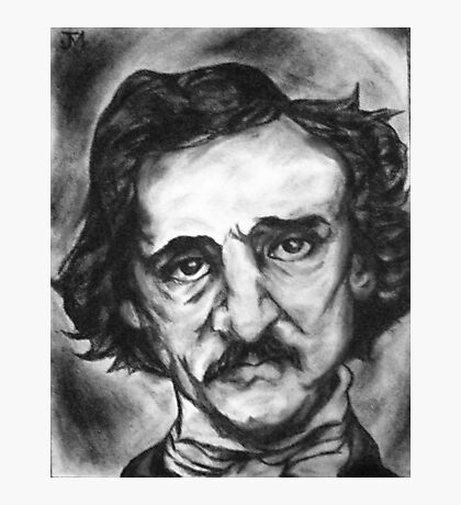 Poe Photographic Print