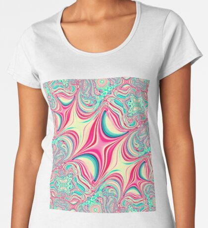Funky, Funky, Dance, Dance Premium Scoop T-Shirt