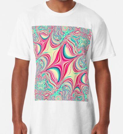 Funky, Funky, Dance, Dance Long T-Shirt