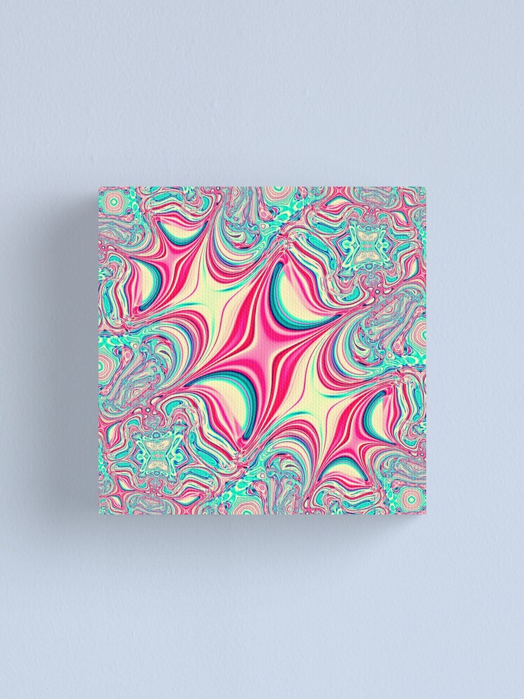 Alternate view of Funky, Funky, Dance, Dance Canvas Print