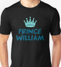 PRINCE WILLIAM T-SHIRT  Unisex T-Shirt