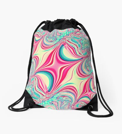 Funky, Funky, Dance, Dance Drawstring Bag