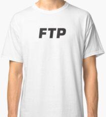 Fuck die Bevölkerung Classic T-Shirt