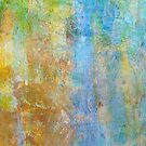 Aegean Sea II by Kathie Nichols