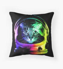 Astronaut Katze Dekokissen