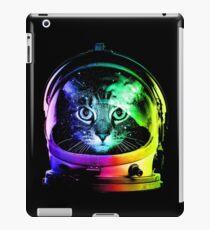Astronaut Katze iPad-Hülle & Klebefolie