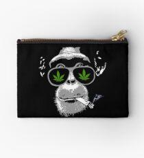 Schimpanse - chimpanzee Studio Clutch