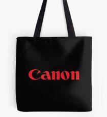Canon Logo Tote Bag