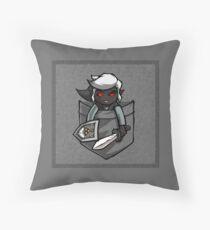 Pocket Dark Link  Floor Pillow