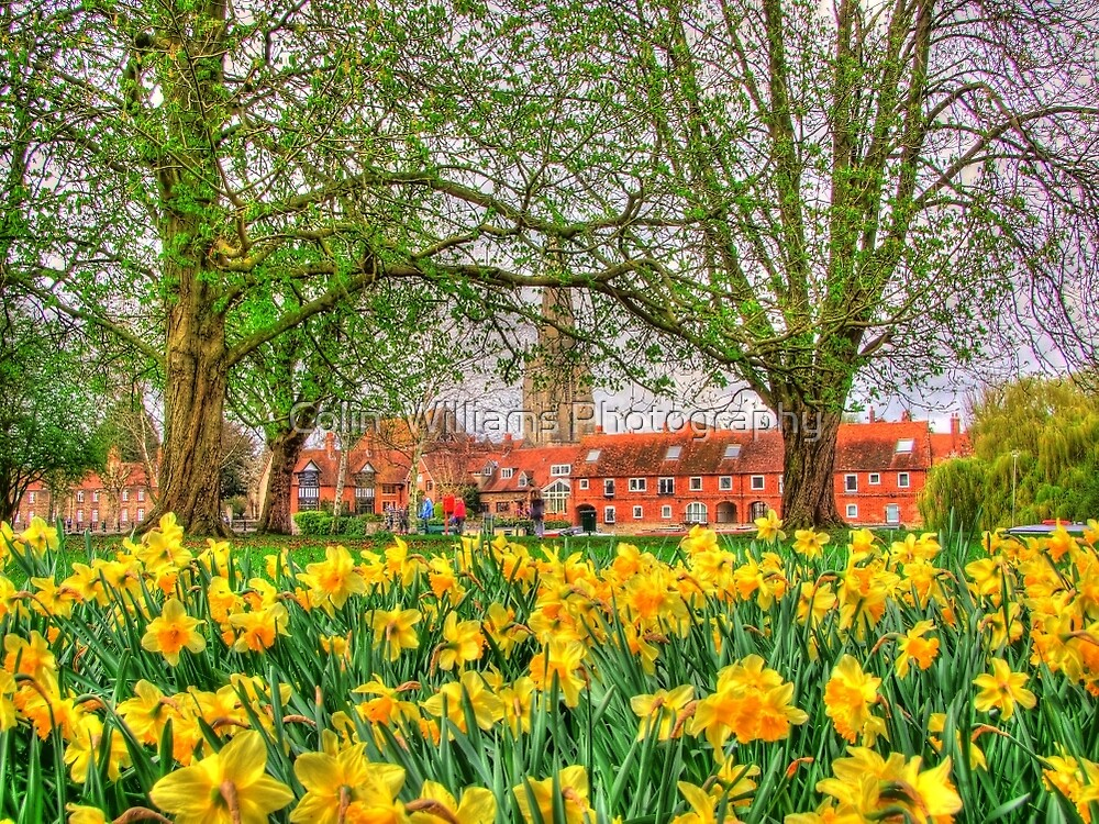 Abingdon - HDR by Colin  Williams Photography