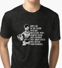 ' My Ancestors ' by TalentNextDoor Tri-blend T-Shirt