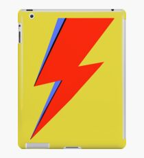 Bowie Ziggy  iPad Case/Skin