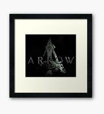 Arrows II Framed Print