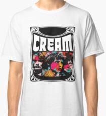 Cream Band t-shirt Classic T-Shirt