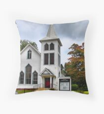 Acworth Christain Church Throw Pillow