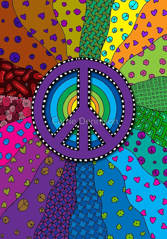 Peace by Carrie Dennison