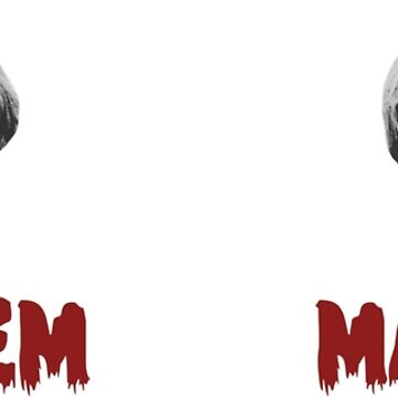 Theresa Mayhem Mug by MazzaLuzza