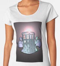 Dark Angels with the Box Women's Premium T-Shirt