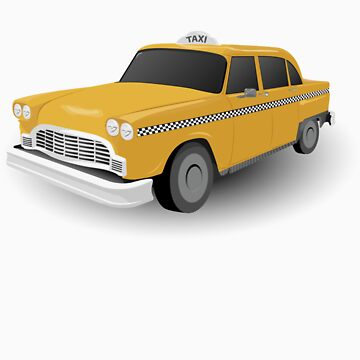 Taxi !!! by bobbigmac