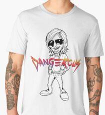 Camiseta premium para hombre David Guetta Dangerous T-shirt